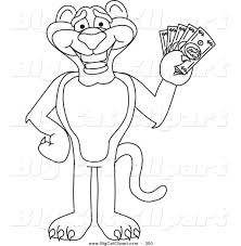 royalty free wild cat mascot stock big cat designs page 2