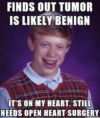 Tumor Meme - send the good vibes meme on imgur