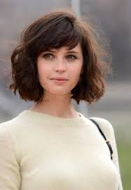 felicity kendal haircut felicity jones for instyle uk march 2015 hair pinterest