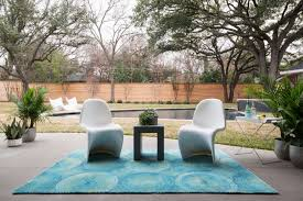 Rugs Outdoor Dwell Home Furnishings Interior Design Add A Splash Of Color
