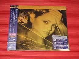 2016 norah jones day breaks with 4 bonus tracks japan digi sleeve