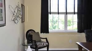 Curtains For A Picture Window Installing Curtains Where Do I Hang Them Home Tips For