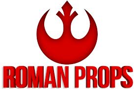 picture props props romans empire graflex lightsabers