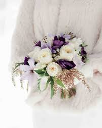 wedding flowers calgary 12 stunning bouquets for a winter wedding eventful planning