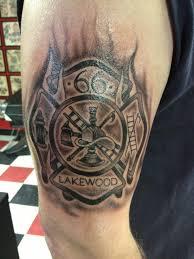 maltese cross tattoos