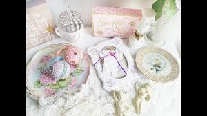 watch gorgeous shabby chic treasures u0026 christmas ornaments