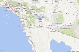 Mexicali Mexico Map by Earthquake Magnitude 3 2 Quake Strikes Near El Centro La Times