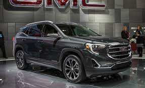 2018 gmc terrain white 2018 gmc terrain photos and info u2013 news u2013 car and driver