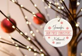 personalized our ornaments available in 8 designs