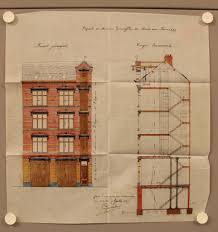 Floor Plan Of A Warehouse