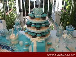 Tiffany Color Party Decorations Tiffany Blue Party Decorations Pintrest Tiffany Blue Bridal