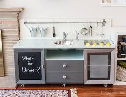 play kitchen from furniture 20 coolest diy play kitchen tutorials it s always autumn