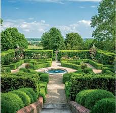 Botanical Gardens New Orleans by Co Co U0027s Collection Formal Garden Elevates Small Space Formal