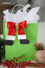 santa boot bows smart house