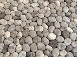 Pebble Stone Rug These Stone Rugs Are Actually Plush And Squishy Twistedsifter