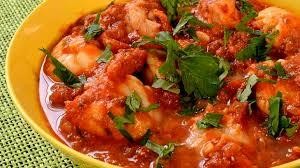 cuisiner la tomate lotte à la tomate recette par ma cuisine santé
