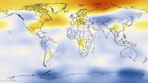 World Temperature Map by Svs Five Year Average Global Temperature Anomalies From 1880 To 2011