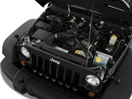Wrangler 2009 Image 2008 Jeep Wrangler 4wd 4 Door Unlimited Rubicon Engine