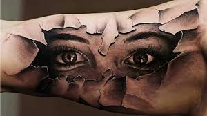 amazing 3d tattoos best 3d tattoo designs youtube