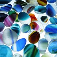 Sea Glass Door Knobs by The Colors Of Sea Glass Where Do They Come From