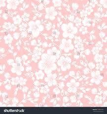 flowers seamless pattern element vector background vector sakura flower seamless pattern element stock vector 2018