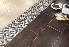 Easy Flooring Ideas Fair Wood Tile Bathroom Flooring Easy Bathroom Decoration Planner