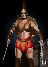 amazon warrior artnroll studio amazon warrior