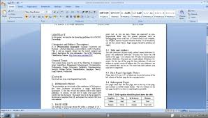 how to add authors information as footnote in two column paper