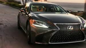 lexus hoverboard release price wow new 2018 lexus ls 500 interior youtube