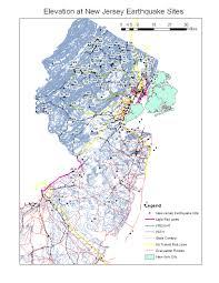 Hudson Bergen Light Rail Map Streetcars And Spatial Analysis January 2013
