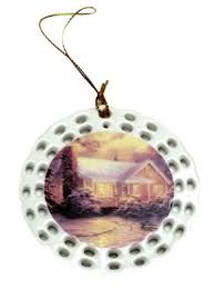 iwgac home indoor seasonal decorative accessories kinkade