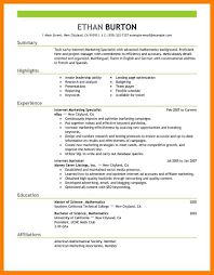 Seo Specialist Resume Sample by Digital Marketing Resume Samples Sample Resume For Digital Resume
