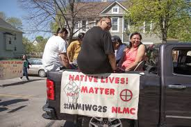 american indian car native lives matter on twitter