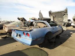 84 corvette value junkyard find 1984 chevrolet corvette the about cars