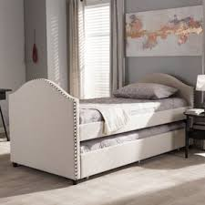 What Is A Trundle Bed High Riser Trundle Bed Wayfair