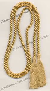 gold tassel graduation honor cord single honorcords 3 8 as low as 2 00 each 1 4