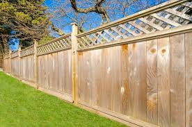 Types Of Garden Fences - bay fencing and landscaping patios in wallsend