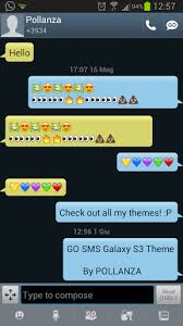 theme maker for galaxy s3 go sms galaxy s3 theme 1 4 apk apk tools