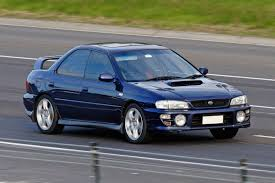 subaru rsti coupe wtb 2 5 rs sedan mnsubaru