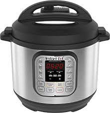 cuisine uip cdiscount instant pot ip duo60 autocuiseur programmable 7 en 1 6 l 1000 w