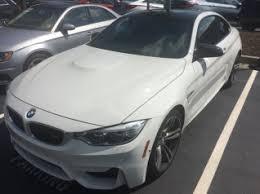 bmw used cars atlanta used bmw m4 for sale in atlanta ga 6 used m4 listings in