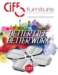 Home Decor Fair The 40th China International Furniture Fair Shanghai Magazine