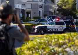 4 hurt after shooter opens fire kills self at las vegas medical