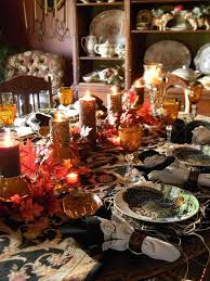 Fall Table Arrangements 152 Best Fall Tablescape Plates Vtng Thanksgiving Gathering