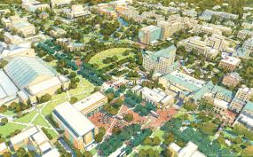 Indiana University Map Jjr Awarded 2011 National Asla Landscape Architecture Firm Award