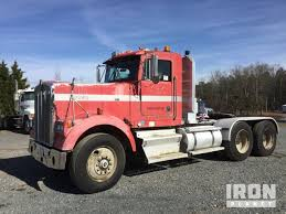 kenworth build and price 1986 kenworth w900 t a conventional day cab in norwood north