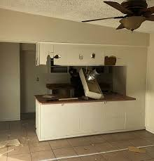 removing kitchen wall cabinets kitchen cabinet demolition services in arizona