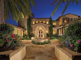 mediterranean style mansions mediterranean style estate in shady large luxury mansions