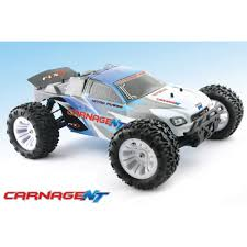 nitro monster truck 4wd carnage nt 1 10th rtr 4wd nitro truck
