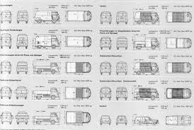 Bus Floor Plans by Vw Type 2 T1 U0026 Type 3 Variant Plans Trucks Pinterest Vw